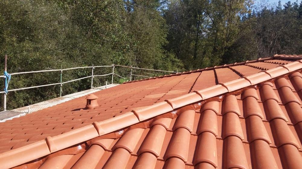reparación de tejados en Bilbao