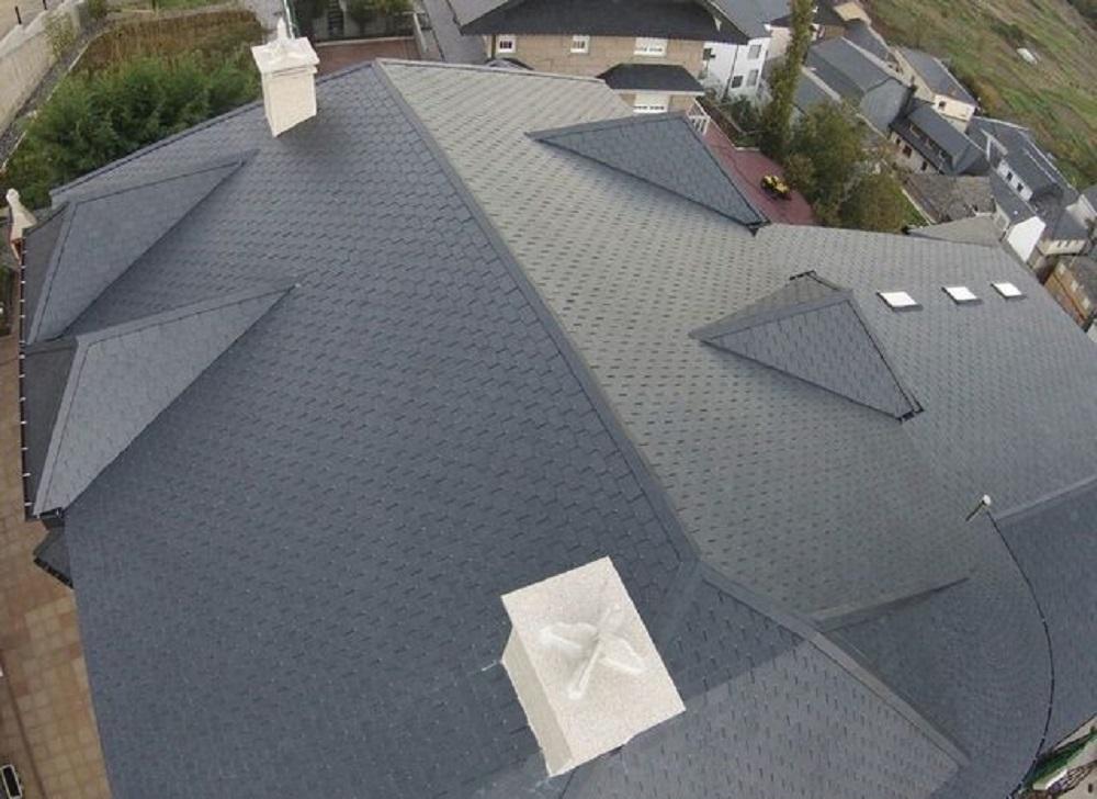 tejados de pizarra en Cantabria por tejados Bilbao reforma de tejados