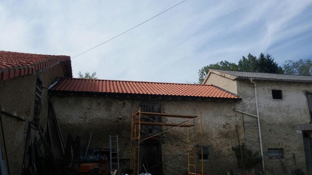 arreglo tejados caserio en Bilbao tejados Bilbao