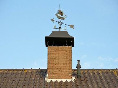 arreglo de chimeneas en Bilbao base de chimenea en tejado bilbo reforma rehabilitacion tejados bilbao